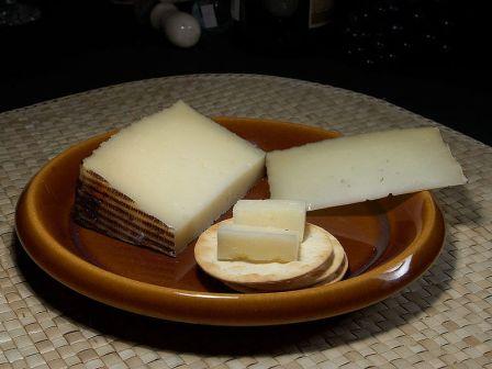 El queso de zamora